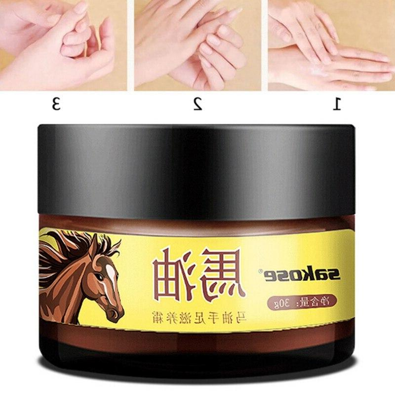 Antifreeze Skin Heel Repair Care Products Horse Oil Feet <font><b>Hand</b></font>