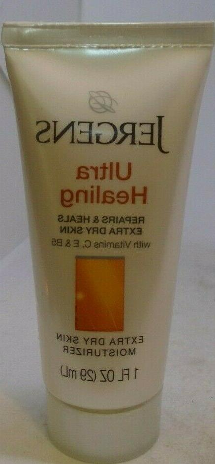 Jergens Ultra Healing Extra Dry Skin Moisturizer | 1 Ounce T