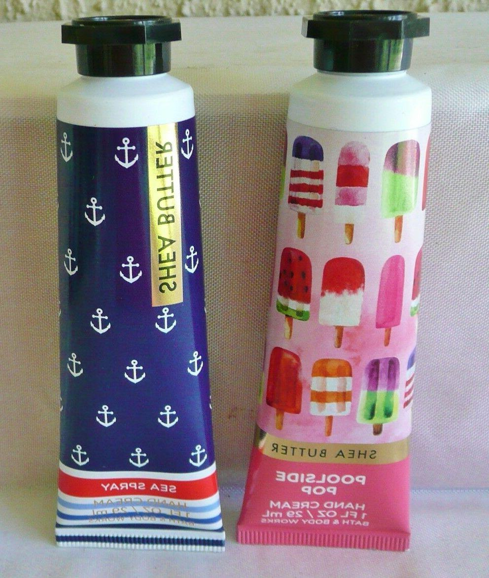 Bath Body Works NEW! Hand Cream - U -