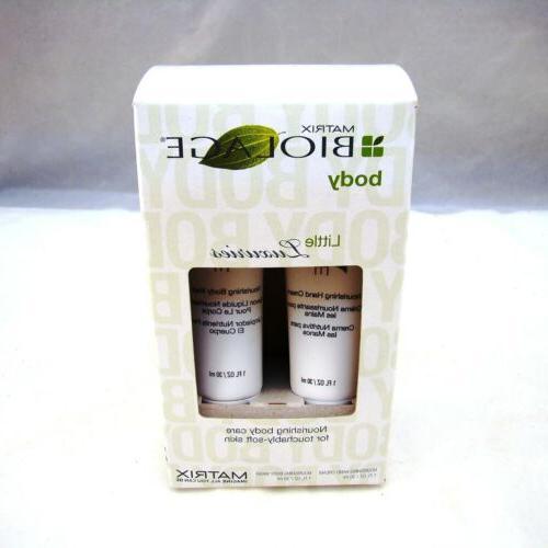 Matrix Biolage LITTLE LUXURIES Nourishing Hand Cream/Body Wa