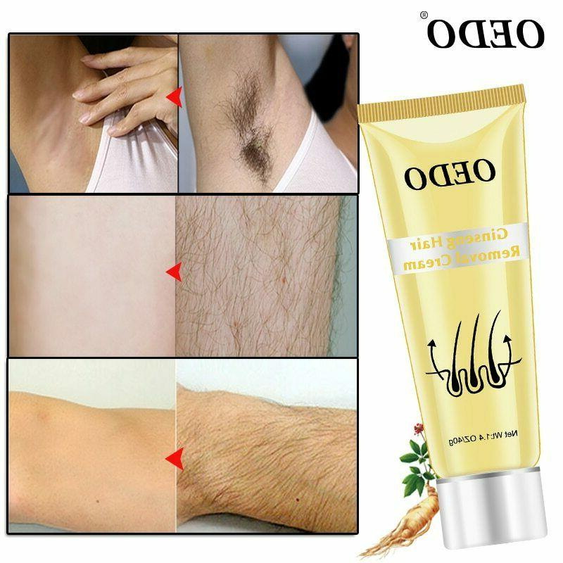 Body Hair Removal Cream Women Leg Armpit Hair Care Depilatory