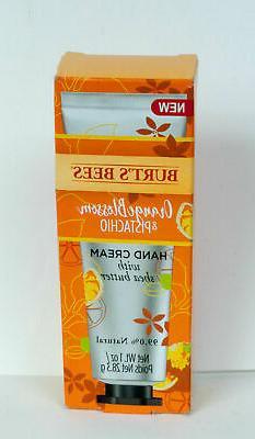 Burt's Bees Orange Blossom & Pistachio Hand Cream w/ Shea Bu