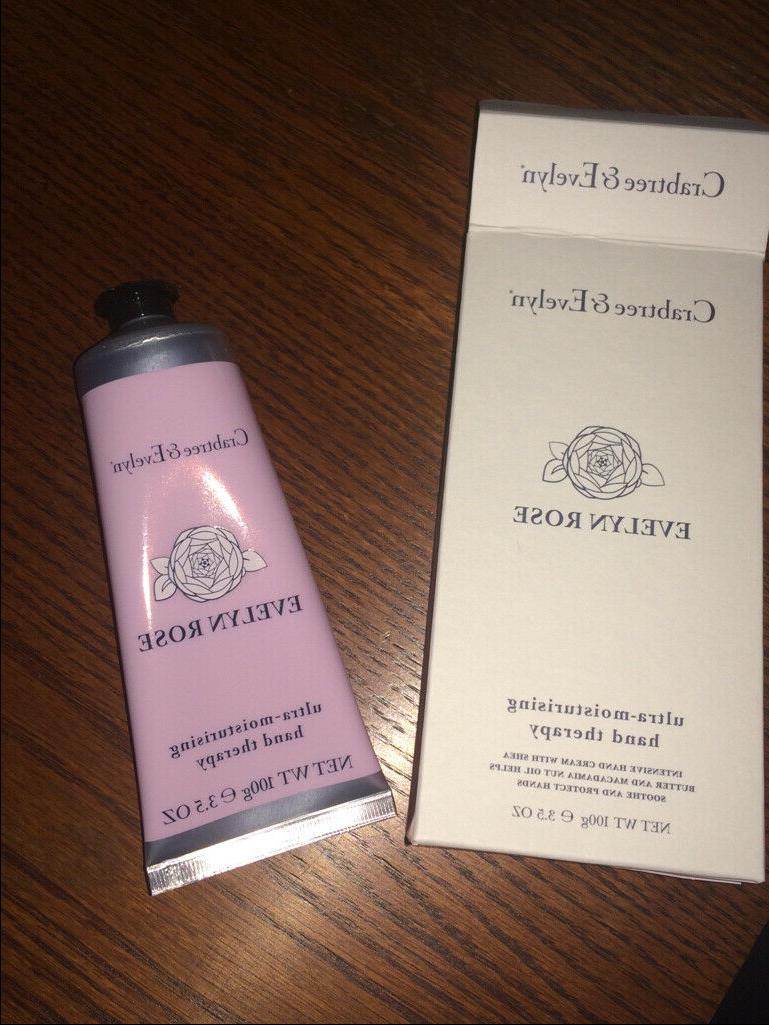crabtree and evelyn evelyn rose ultra moisturising