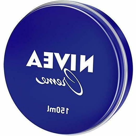 NIVEA Cream Purpose Cream, tin