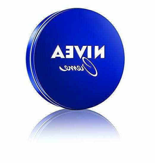 NIVEA Cream Cream, a blue tin