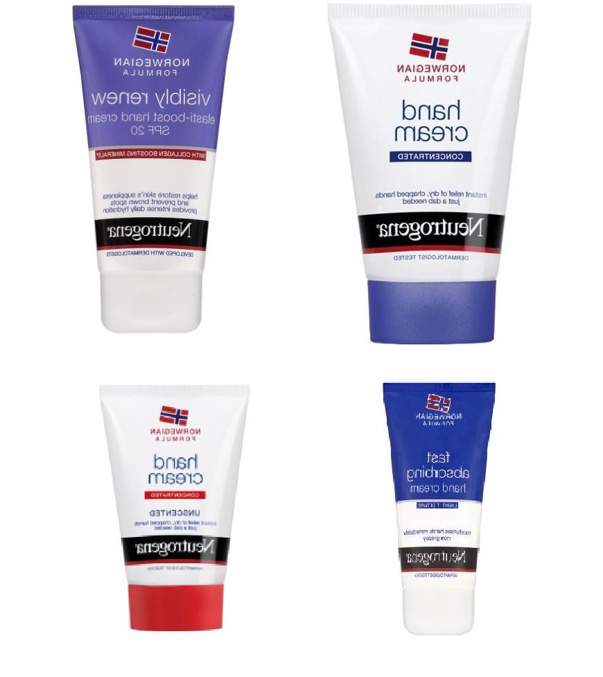 cream hand norwegian formula 2 fragrance free