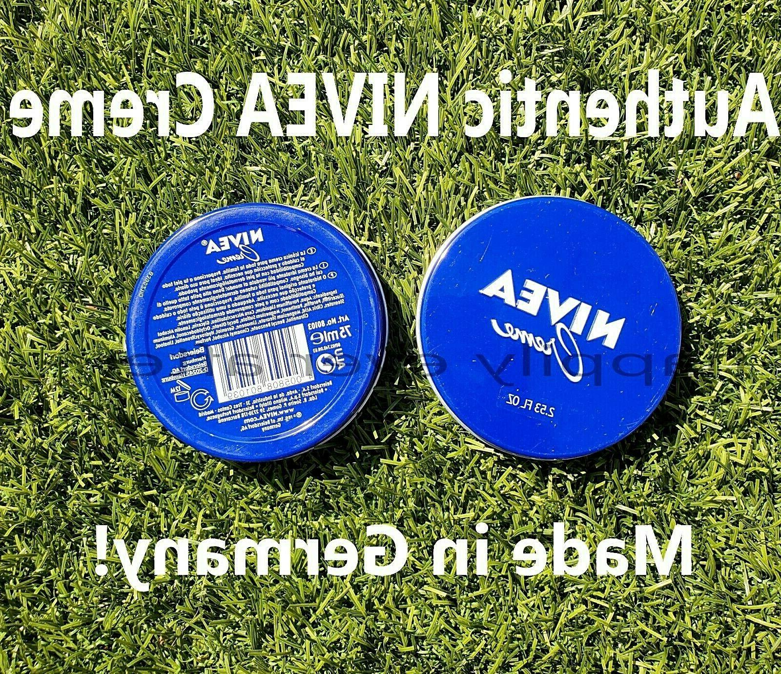 Nivea Creme Authentic in Nivea Creme