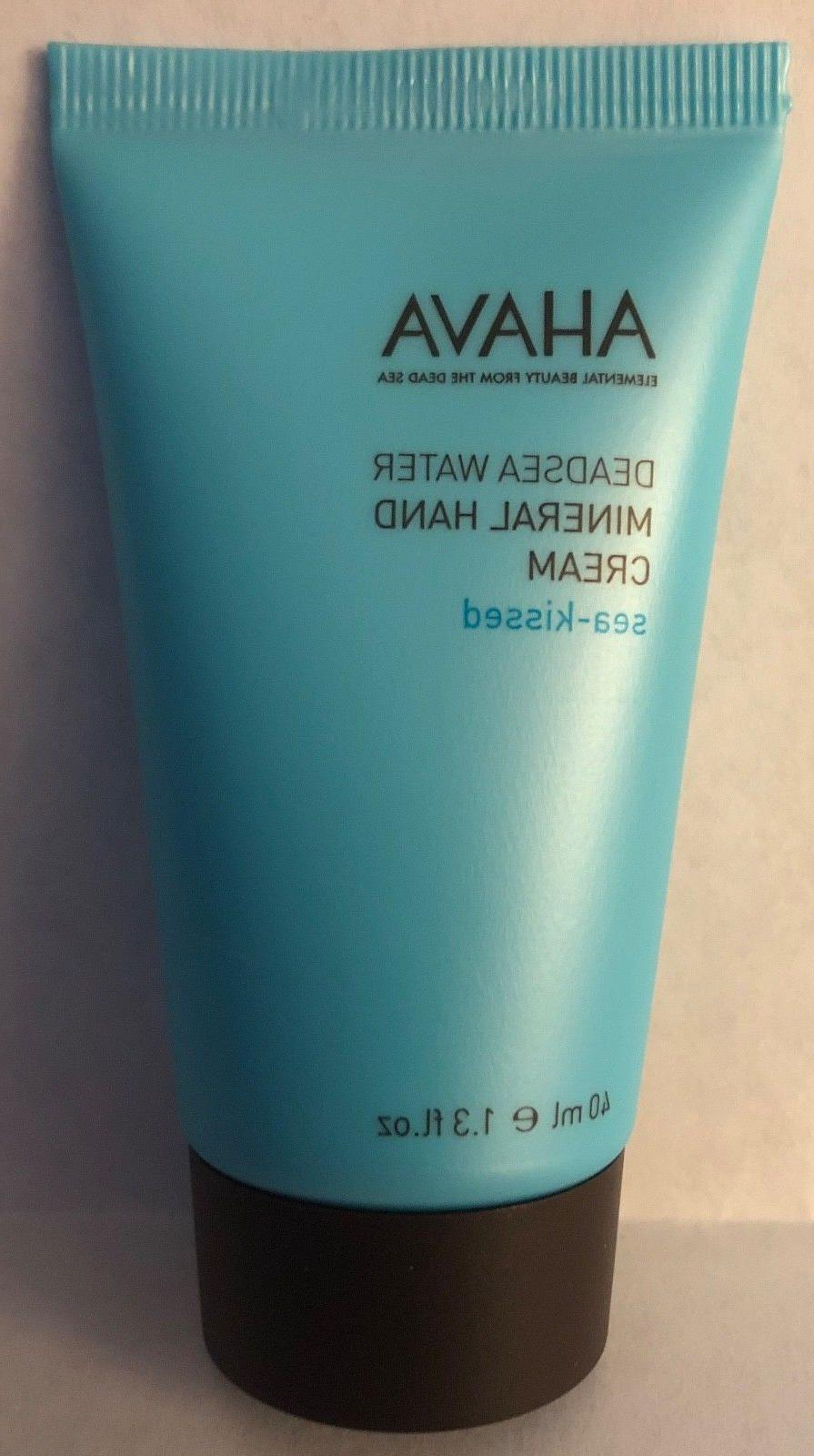Ahava Deadsea Water Mineral Hand Cream - Sea-Kissed - Travel