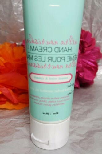 Delectable Cake Hand Cream in Mint & oz 60 ml