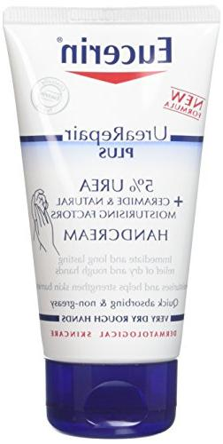 Eucerin Dry Skin Intensive Hand Cream - 5% Urea 75ml