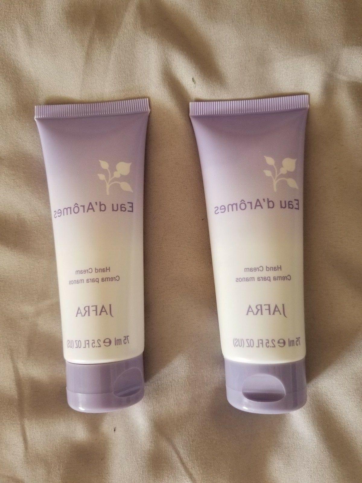 eau d aromes hand cream set of