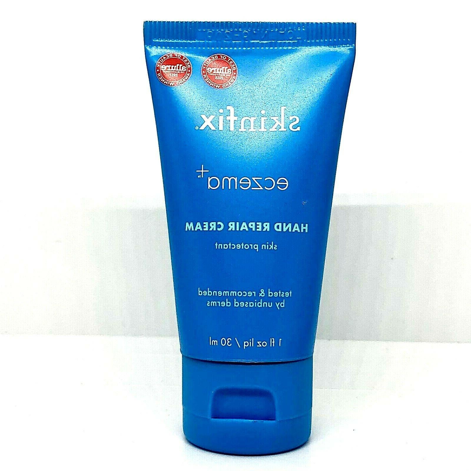 eczema hand repair cream 1 oz travel