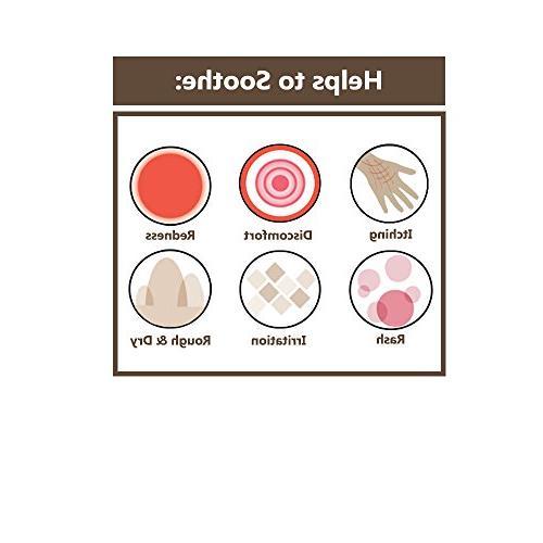 Aveeno Moisturizing Cream with Natural Colloidal Eczema Relief, oz