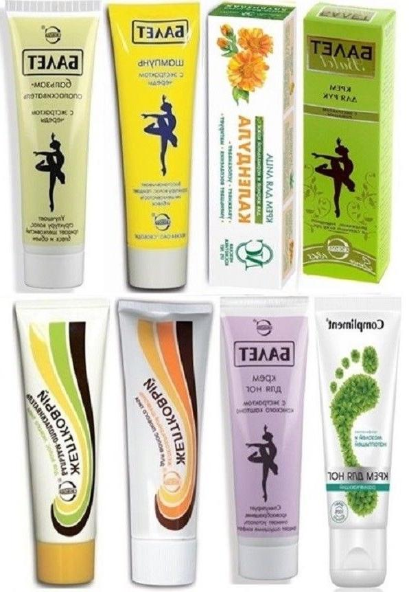 European Cosmetics Skin Care Sets SVOBODA & NEVA Face Hand F