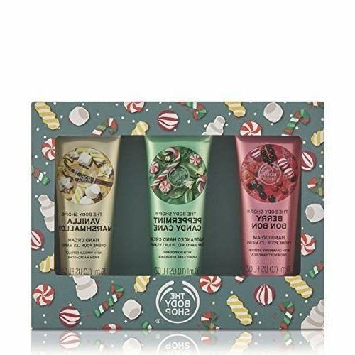 The Shop Hand Cream Trio Gift Set