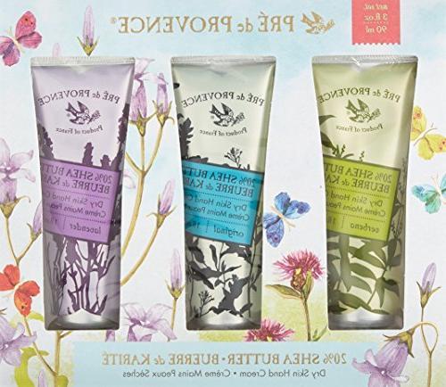 Meadow Hand Gift Box, Set of Verbena, Original, 20% Hand Cream