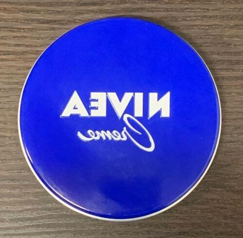 genuine authentic german cream metal tin 60ml