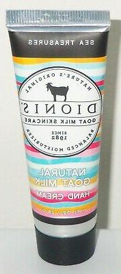 "Dionis Goat Milk ""Sea Treasures"" Hand Cream"