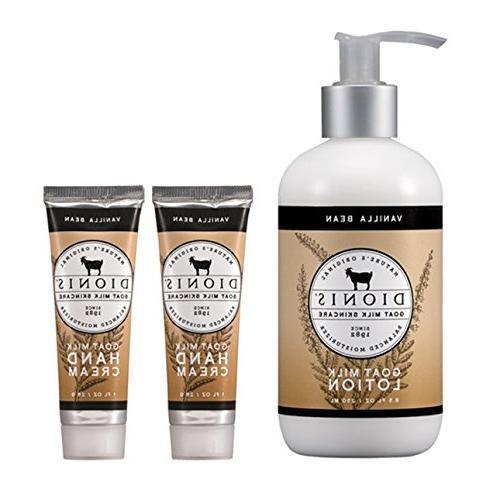 goat milk hand cream gift