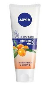 Nivea Hand Cream Complete Care Sea Buckthorn & Vitamin E 75