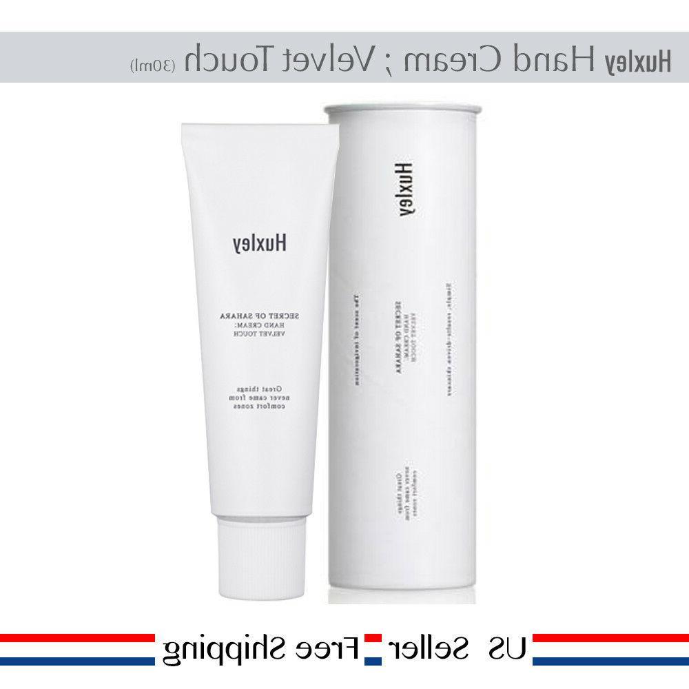 Huxley Hand Cream Velvet Touch + Free Sample