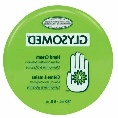 hand cream with glycerine chamomile 5 fl