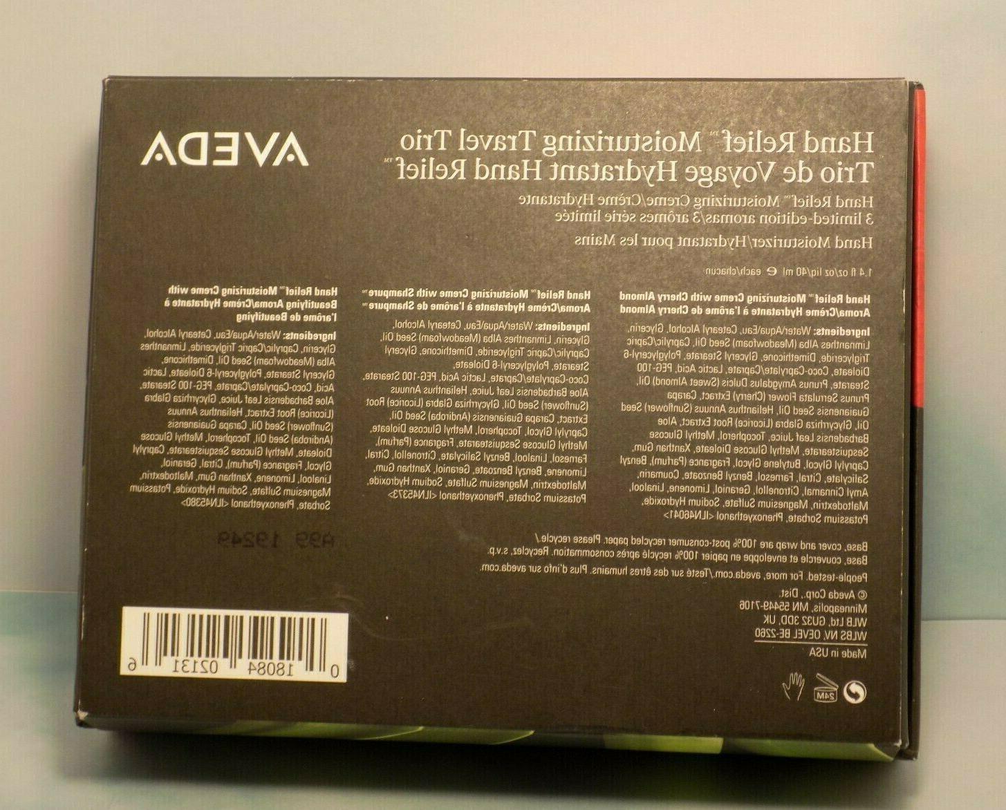 Aveda Hand Trio oz 3 Limited Aromas