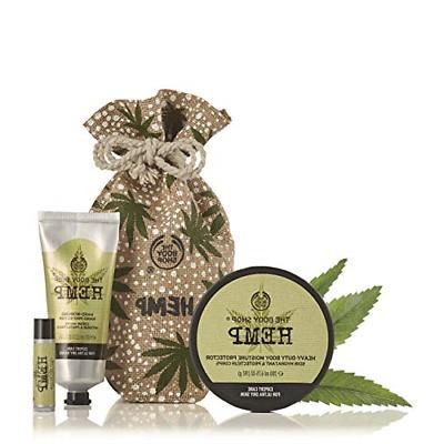 hemp expert moisture supplies gift set
