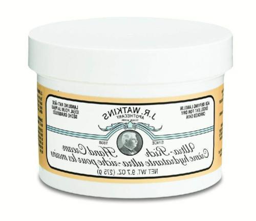 J.R. Watkins Ultra Rich Moisturizing Hand Cream - 9.7 Ounces