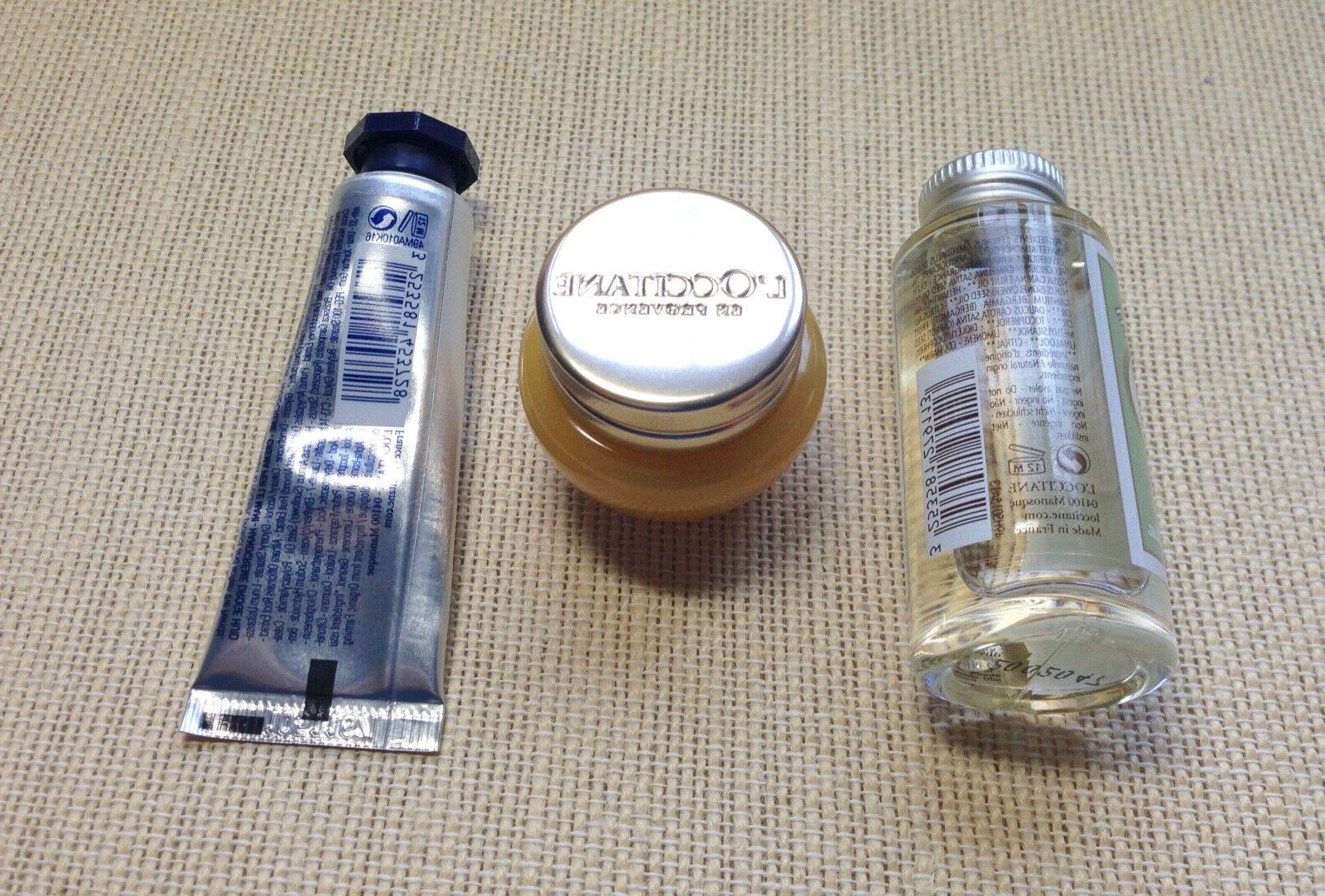 L'OCCITANE Dry Divine Cream & Amande Face Oil!!