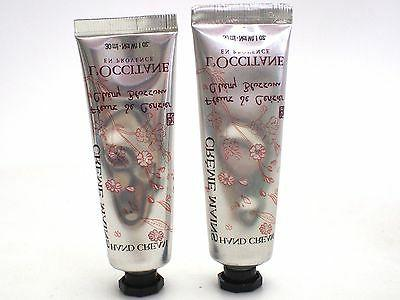 l occitane cherry blossom hand cream 30ml