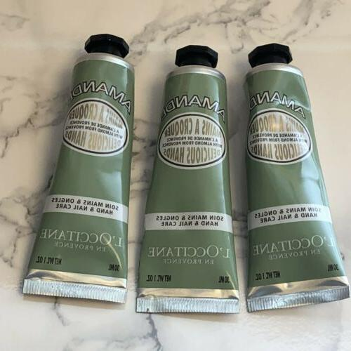 L'Occitane Fast Absorbing 20% Shea Butter Hand Cream 5.2 oz
