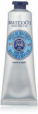 L'Occitane Shea Butter Hand Cream Super Creamy Balm Penetrat