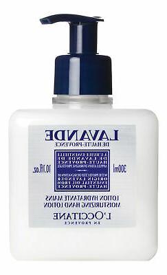 lavender harvest moisturizing hand