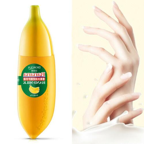 magic banana hand milk cream 40ml moisturizing