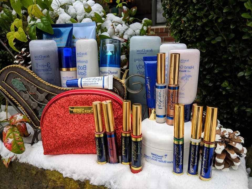 make up and skin care products
