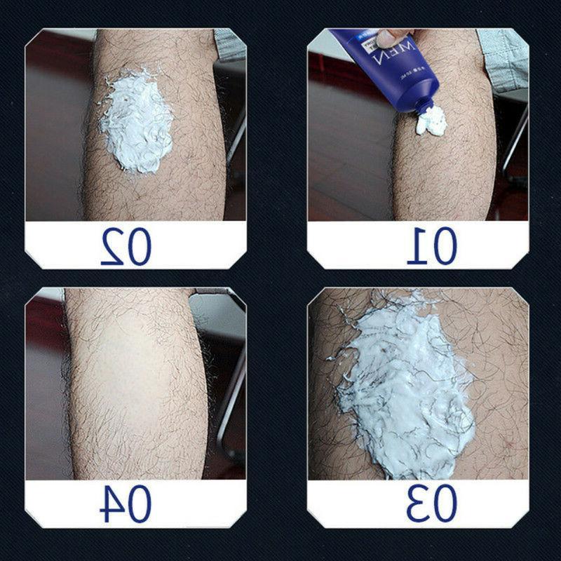 Cream Mild Leg Hair Removal Paste
