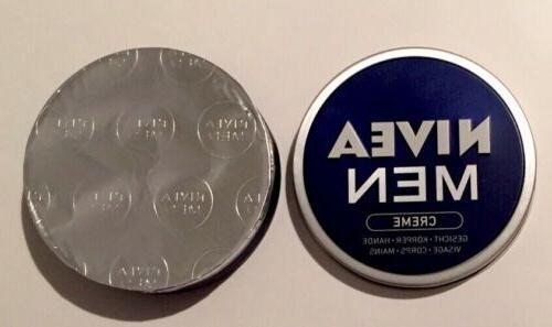 NIVEA Men Creme Body Hands Cream 5.3oz /
