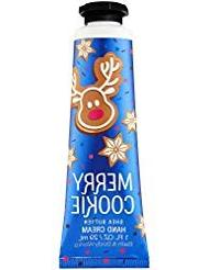 Bath and Body Works MERRY COOKIE Shea Butter Hand Cream 1.0