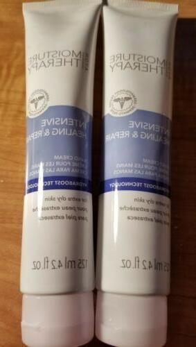 moisture therapy hand cream intensive healing repair