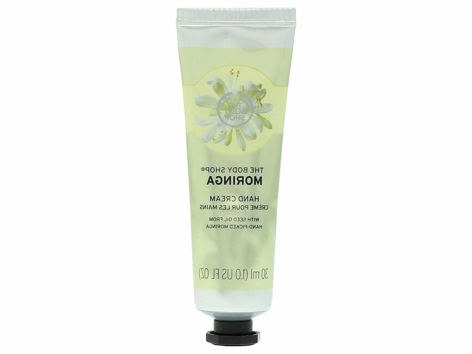 moringa hand cream 1 oz