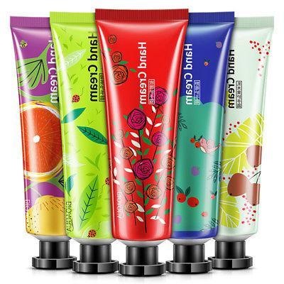 Natural Plant Essence Moisturizing Hand Cream Hydrating Nour