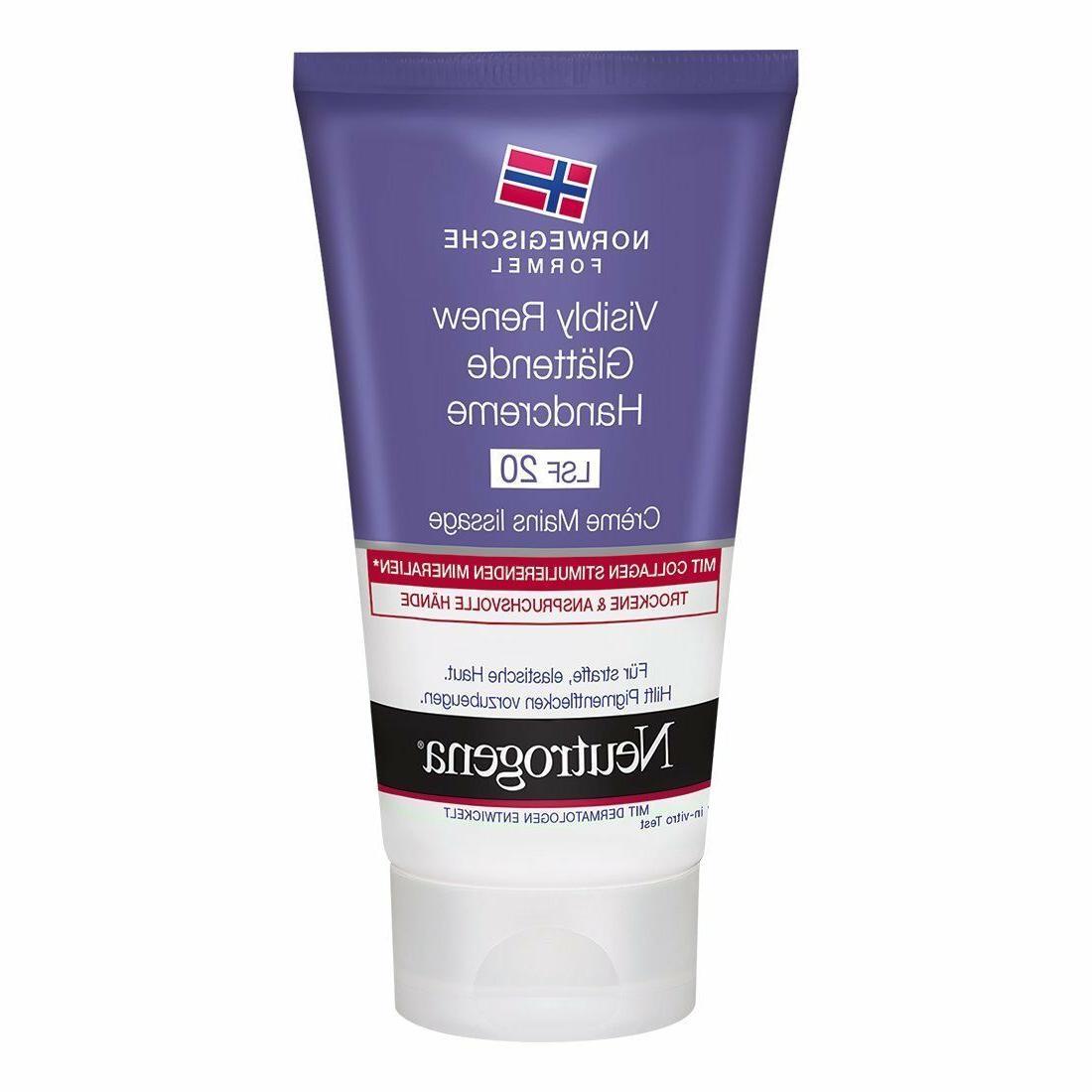 Neutrogena Formula Absorbing Hand Cream 2 2.5oz