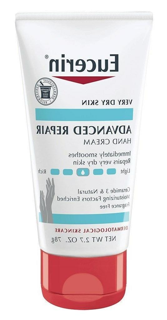 New Skin Advanced Repair Hand Cream Oz.