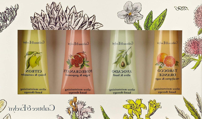 nib crabtree and evelyn botanical ultra moisturising