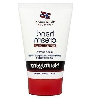 norwegian formula concentrated hand cream for dryness