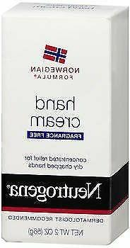Neutrogena Norwegian Formula Hand Cream Fragrance-Free - 2 o