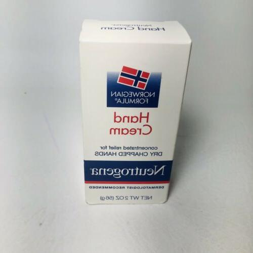 norwegian formula original hand cream 2 oz