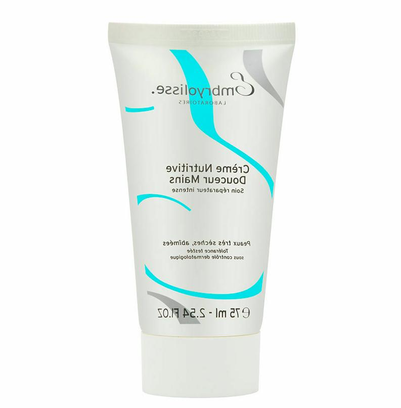 Embryolisse Nourishing Hand Cream 75ml/2.54oz - For All Skin