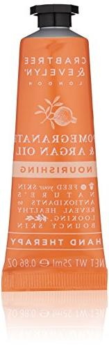 Crabtree & Evelyn Nourishing Hand Cream Therapy, Pomegranate